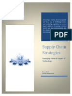 ESourcing as Supply Chain Strategy