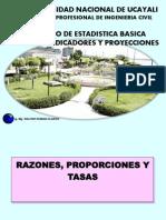 Clases de Estadistica Basica-proyecciones -2015