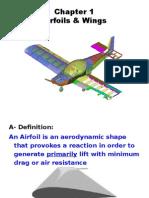 CHAP I - Airfoils