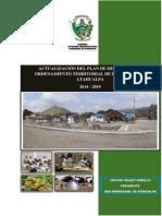 Pdot Parroquia Atahualpa 2014-2019