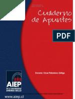 Cuaderno de Apuntes Aspectos Socioculturales Del Turismo y la Cultura