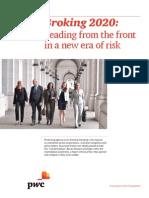 Pwc Insurance Brokerage