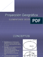 Proyeccion_Geografica en POWER POINT