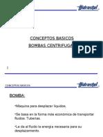 HIDROSTAL Bombascentrifugas-conceptos Basicos