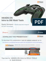 Mold Tools solidworks