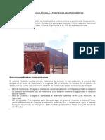 Informe de Captacion Vilcanota - Piñipampa