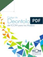 Código Deontología ICOM 2013
