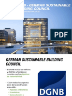 Dgnb - German Sustainable Building Council