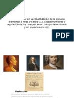 Historia de la Educación General Cultura Escolar