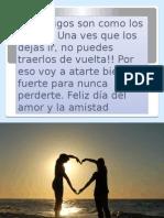 amor$amistad