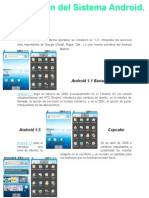Evolucion de Android COBA 28