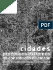 """Revista Cidades 19. Brasil, """"Procesos extremos en la constitución de la ciudad"""" esp/port"""