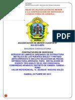 AMC 055 BASES DE SERVICIO DE MANTENIMIENTO DE PUENTES