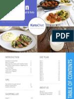 Diet Plan 14 Day Low Carb Primal Keto