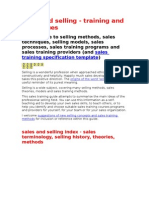 19368965 Sales and Selling
