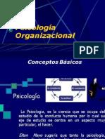 Psicología Organizacional-introduccion