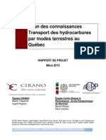 #ÉES-Chantier Transport Terrestre mars 2015