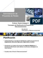 Clase 2 Adm Proyecto de Redes 2015