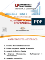 Sistema Monetario Internacional