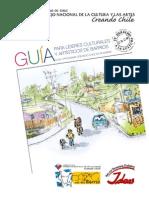Guia Para Lideres Culturales y Comunitarios de Barrios