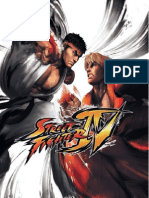 Street Fighter 4 russian manual