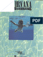 Nirvana - Nevermind (Guitar Songbook)