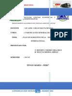 Plan Mk de La Empresa de Transportes Gm Internacional Final