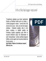 Dispositifs d'éclairage naturel
