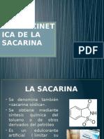 Sacarina