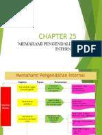 Memahami Pengendalian Internal CHAPTER 25