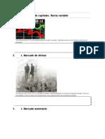 5 Tipos de Mercados Financieros