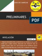 PRELIMINARES XPO