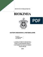 Penuntun Praktikum Biokimia Endokrin Metabolik