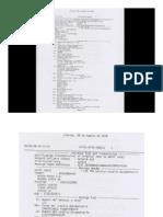 Documentos oficiales barco fantasma