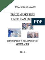 Literatura de Trade y Merchandising