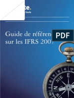 2007 Iasb Ifrs-Deloitte Guide de Reference