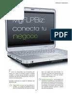 Web de Forever Tienda Myflpbiz
