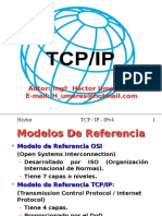 2) Tcp_ip, Ipv4,Vlsm y Routing