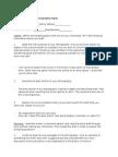 Ethnography Peer Review Sheet - 1