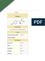 Naturaleza Química de Los Aminoácidos