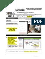 Ta-contabilidad Instituciones Financieras y Seguros -2014-II - Modulo II