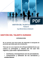 Gestion de Talento Humano- Por Competencia Resumido
