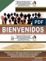 Presentación Proyecto Procesamiento Del Casabe (Uptp-ricaurte)