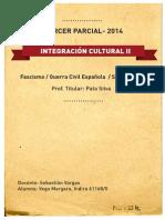 Parcial Domiciliario Integracion Cultural II