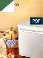 Kenwood Bread Maker Recipe Booklet BM350 or BM250