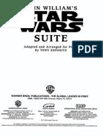 Star Wars Piano Suite