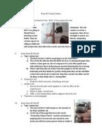 essay 2 outline template