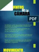 Movimientos ópticos de la cámara