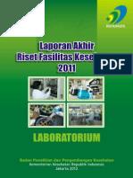Laporan Rifaskes Nasional Lab 2011