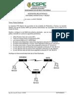 Taller Networkin Enrutamiento Estatico